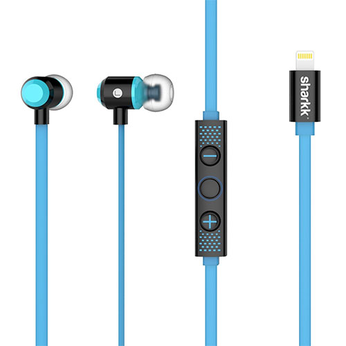 Lightning earbuds long - genuine apple lightning earbuds
